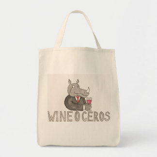 Wineoceros Tote