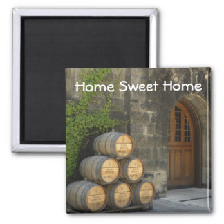 Winery Home Sweet Home Magnet