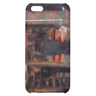 Wines and Spirits Greenwich Village Case For iPhone 5C
