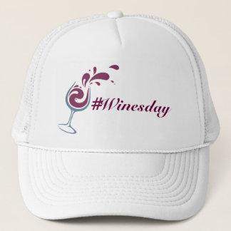#Winesday Trucker Hat