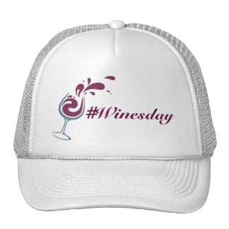 #Winesday Trucker Hat