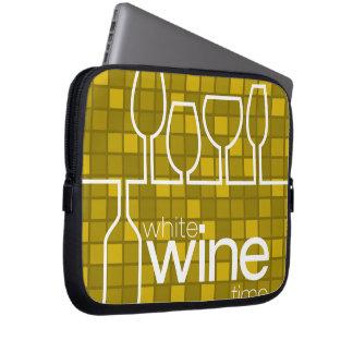 WineTime2 Laptop Sleeves