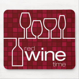 WineTime Mouse Pad