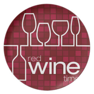 WineTime Party Plate