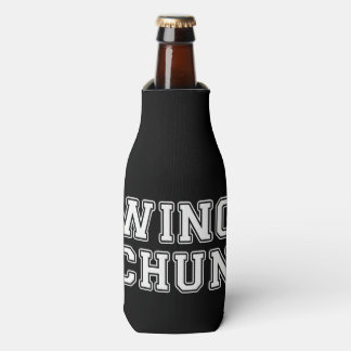 Wing Chun Bottle Cooler