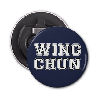 Wing Chun Bottle Opener