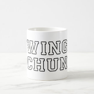 Wing Chun Coffee Mug