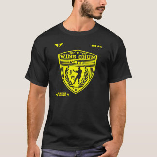 Wing Chun - Elite (Ip Man - Kung Fu) T-Shirt