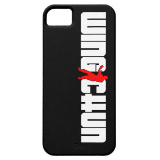 """Wing Chun """"Ip Man Style"""" Case For The iPhone 5"""
