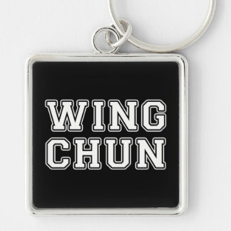 Wing Chun Key Ring