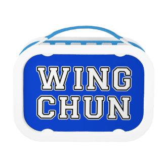 Wing Chun Lunch Box