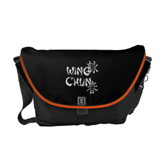 Wing Chun Messenger Bag (wcwtbb)