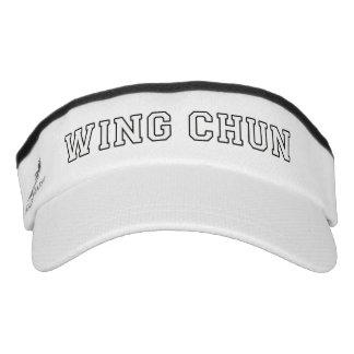 Wing Chun Visor