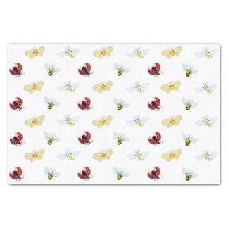 Wing-Nutz™_Fluttering Buddies_pattern_gift wrap Tissue Paper