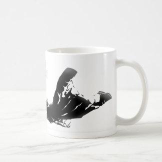 Wing Suit Coffee Mug