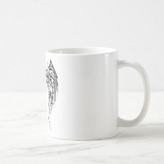 Wing wind coffee mug