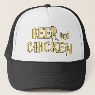 Wingardium BAC Trucker Hat