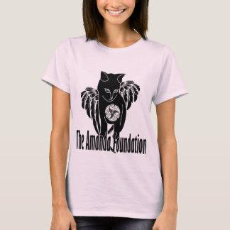 Winged Amanda Kitty T-Shirt