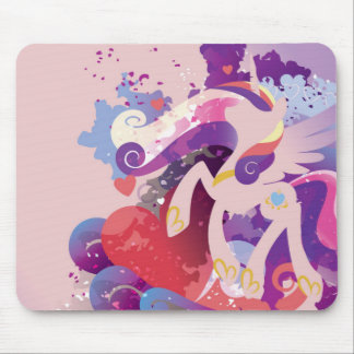 winged animal mouse pad