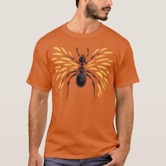 Winged Ant Fiery Orange T-Shirt