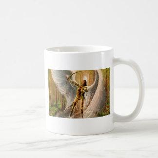 Winged Archer Coffee Mug