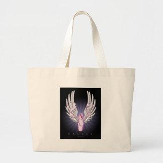 Winged Ballet Bag