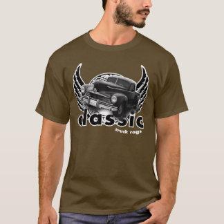 Winged Black Classic Truck T-Shirt
