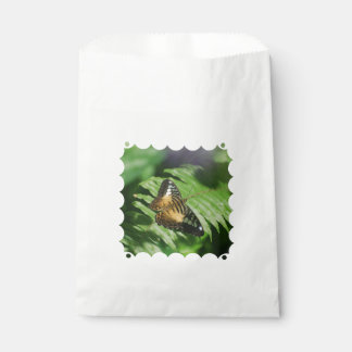 Winged Butterfly Favour Bags