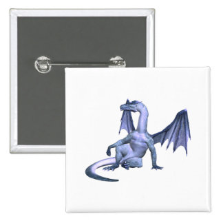 Winged Dragon Button