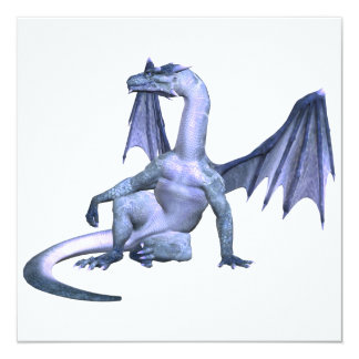 Winged Dragon Invitations