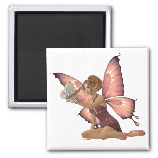 Winged Friends Magnet
