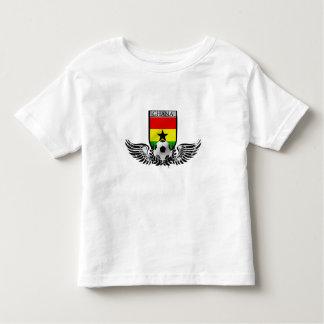 Winged Ghana soccer football emblem Toddler T-Shirt
