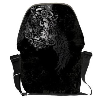 Winged Griffon Crest Commuter Bag