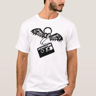 Winged Headphones T-Shirt