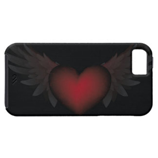 Winged Heart iPhone 5 Case