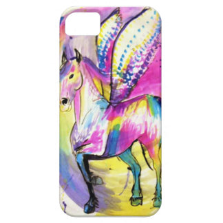 Winged Horse Cell Phone Cover