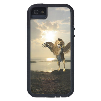 Winged Lion iPhone 5 Case