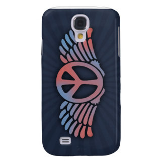 Winged Peace Galaxy S4 Cover
