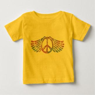 Winged Peace Symbol Shirt