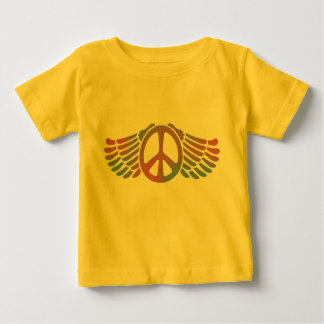 Winged Peace T Shirt