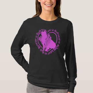 Winged Pitbull Angel T-Shirt