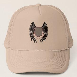 Winged Plaque Trucker Hat