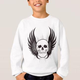 Winged Skull Sweatshirt