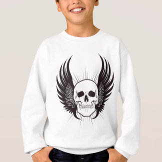 Winged Skull Tshirts