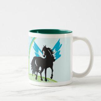 Winged Steed Mug