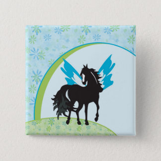 Winged Steed Pin /