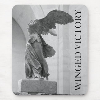 Winged Victory Mouse Pad