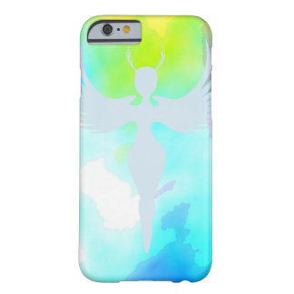 winged watercolor barely there iPhone 6 case