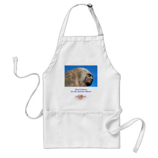 Winged Woman (Face)/Apron Standard Apron