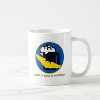 Wingman Merit Badge Mug